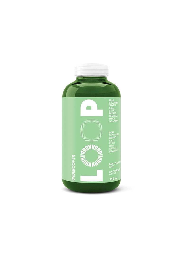 LOOP Undercover Cold-pressed juice
