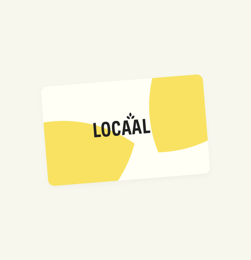 Locaal 288 gift card