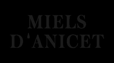 Miels d Anicet Logo Vertical Noir 95
