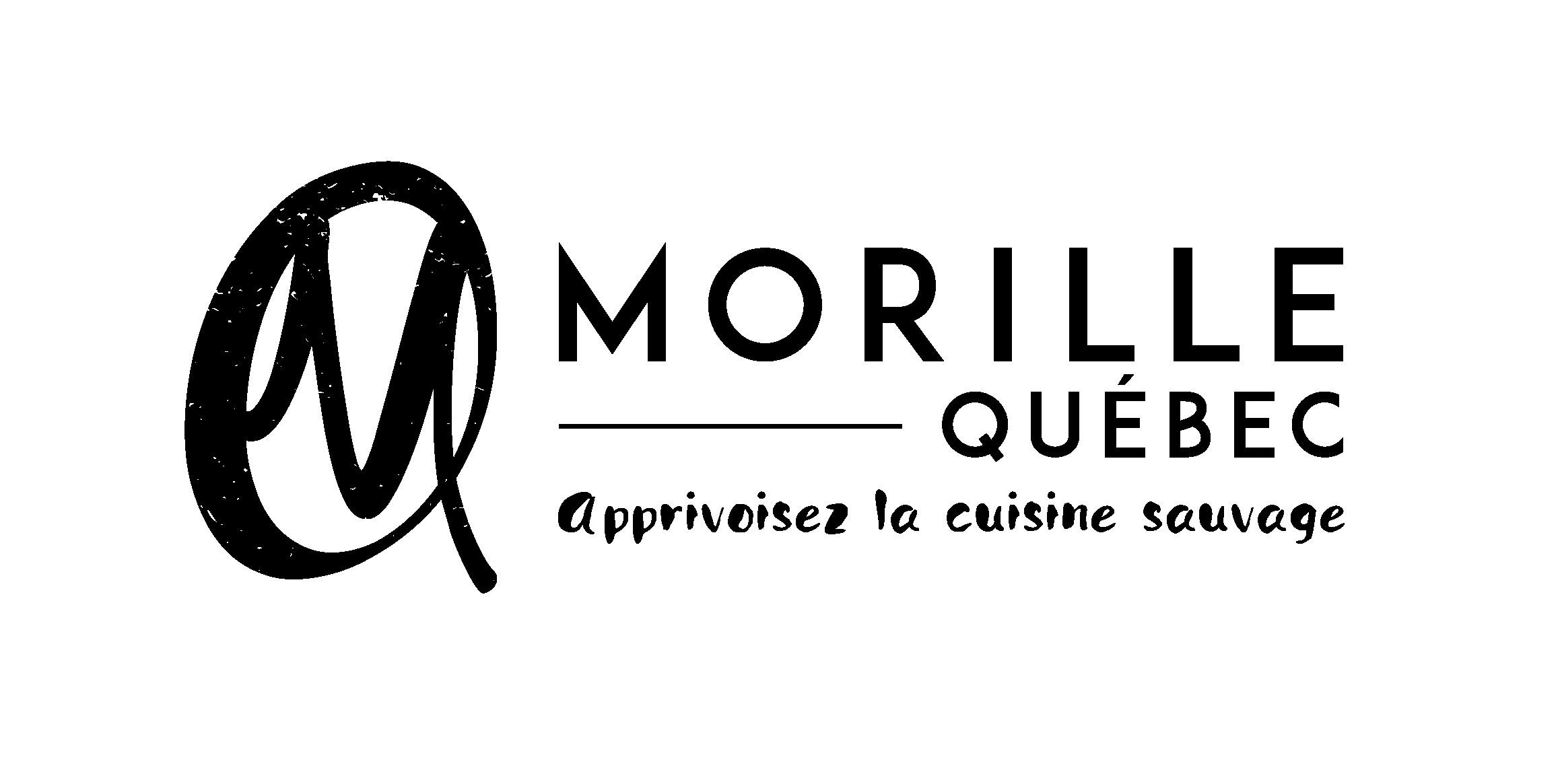 Morille quebec logo noir 01 3